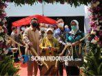 Menteri PANRB, Tjahjo Kumolo meresmikan Mal Pelayanan Publik (MPP) Kota Tangerang Selatan