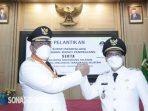 Pemimpin Baru Tangerang Selatan Benyamin-Pilar Resmi Dilantik Gubernur Banten