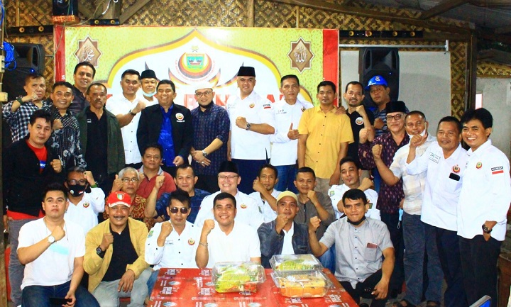 DPD IKM Kota Tangerang Gelar Halal bi Halal