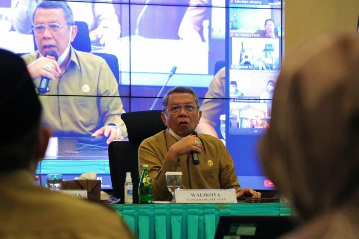 Pemkot Tangerang Selatan Terapkan 8 Aksi Penanganan Stunting di Wilayah Tangsel