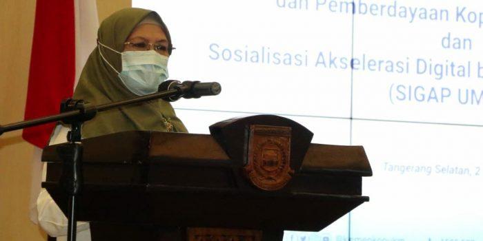 Pemkot Dorong Peningkatan Kapasitas UMKM di Tangsel